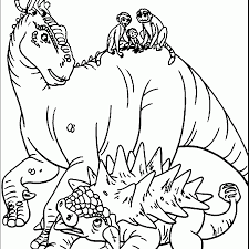 6 Pics Of Jurassic World Coloring Pages