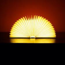 Book Lamp Lumio design by Max Gunawan