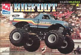 100 Bigfoot Monster Truck History Racing AMTERTL 8149 1993