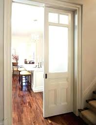 Pocket Door Lowes Mesmerizing Frosted Glass Ideas With Sliding