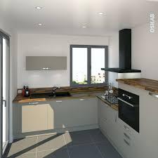 cuisine meuble bois couleur mur cuisine avec meuble bois inspirant cuisine avec ilot