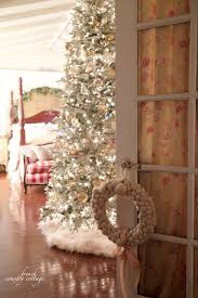 Silver Tip Christmas Tree Bay Area by Lamps Plus