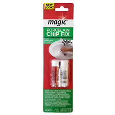 Homax Tub And Sink Refinishing Kit Instructions by Magic Porcelain Chip Fix Repair For Tubs And Sink 3007 The Home