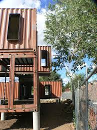 100 Sea Container Houses JonesGlotfelty Shipping House S