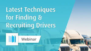 Latest Techniques For Finding & Recruiting Truck Drivers [Webinar ... Truck Drivers Wanted Dayton Officials Take New Approach To We Are The Best Ever At Driver Recruiting With Over 1200 Best Ideas Of Job Cover Letter Pieche How To Convert Leads On Facebook National Appreciation Week 2017 Drive For Highway Militarygovernment Specialty Trailers Kentucky Trailer Blog Mycdlapp Find Your New With These Online Marketing Tips Fleet Lower Turnover Rate Mile Markers Company Safety Address Concerns Immediately
