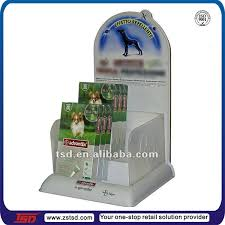 Tsd A071 Factory Custom Promotion Countertop Pet Store EquipmentCounter Display Plastic StandVacuum Forming Displays