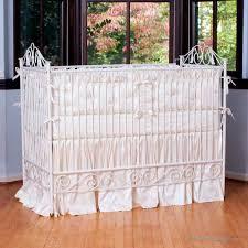 bratt decor casablanca premiere crib in antique white