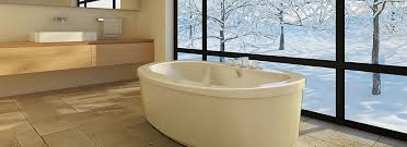 Who Makes Mirabelle Bathtubs by How To Make A Freestanding Tub The Bathroom Focus Ferguson