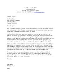 Jessica E Saari Demand Letter