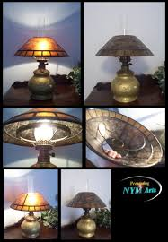 Uno Fitter Replacement Lamp Shade by Ned U0027s Kerosene Lamp Shade