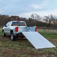 Black Widow Punch Plate Tri-Fold ATV Ramp - Walmart.com Madramps Hicsumption Tailgate Ramps Diy Pinterest Tailgating Loading Ramps And Rage Powersports 12 Ft Dual Folding Utv Live Well Sports Load Your Atv Is Seconds With Madramps Garagespot Dudeiwantthatcom Combination Loading Ramp 1500 Lb Rated Erickson Manufacturing Ltd From Truck To Trailer Railing Page 3 Atv For Lifted Trucks Long Pickup Best Resource Loading Polaris Forum Still Pull A Small Trailer Youtube
