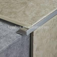 tile corner trim aluminium tile trim profile ceramic tile corner
