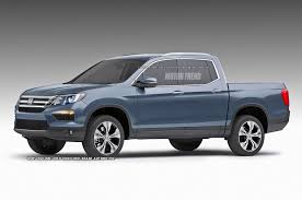 100 New Honda Truck Should The Ridgeline Look Like This MotorTrend