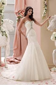 Our Stunning Beach Wedding Gown Of The Week By David Tutera For Mon Cheri