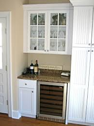 Kitchen Islands With Wine Refrigerator Credenza Homemade Enthusiast