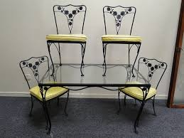Vintage Woodard Patio Chairs by 71 Best Vintage Patio Images On Pinterest Vintage Patio