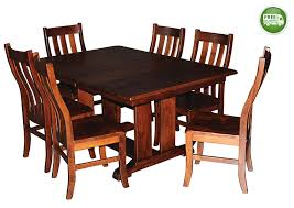 Aspen Tree Interiors Solid Wood Heirloom 9 Piece Dining Room Kitchen Table  Set – Get Ready For The Holidays And Generations To Come - Made In ... Fniture Elegant Design By Canadel Ding Table For Chic Beautiful Set Of 6 Solid Wood Antique Room Chairs Made In Usa Kidlington Oxfordshire Gumtree B W Norya American Walnut Freeport Flyer Special Made In The Granville 66 78 Or 90 Sanaz St2 Bench America Greenbrier Quincy Side Chair Belfort Scandistyle Seater John Lewis Ding Table Kt11 Elmbridge For Weston Twotone Round With Baytown Single Bonfire Angela Adams Luxury Handcrafted Vortex Benchmade Crossbuck By Bassett Home