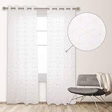 muster transparente gardinen vorhänge und weitere
