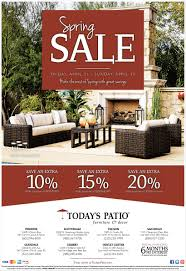 Red Patio Furniture Decor by Spring Sale Today U0027s Patio Furniture And Decor San Diego Ca