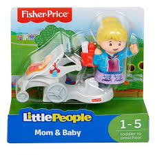 Fisher Price Little People Mom Baby Argosy Toys
