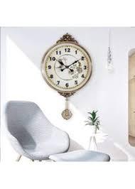 european style decor pendel wanduhr klassische vintage