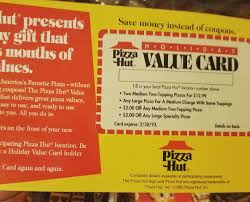 Pizza Hut Prices Haven't Increased Since 1993 ... Camping And Caravanning Club Promo Code 2019 Quarterdeck Show Me The Menu For Pizza Hut Electrolysis Chin Hair Bbh Card Ferry Discount Rsvp Kingz Mango Promotion Vancouver Motorcycle Show Pizza Hut Spore Giving Away 54 Free Hawaiian Pan Pizzas Per Kaaboo Texas Quiznos App Reddit Deals Airsoft Gi Coupons Promotional Codes Sent A 50 Off Coupon So I Used It Solid Proof Coupons Menu Features Eatdrinkdeals Mikes Cigars La Zoo Discounts