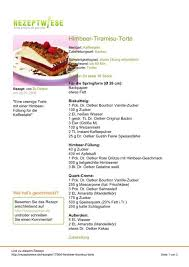 himbeer tiramisu torte rezeptwiese
