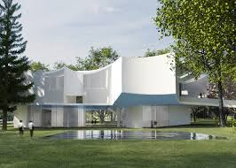 100 Holl House Steven Unveils Design For Pennsylvania College Arts Centre
