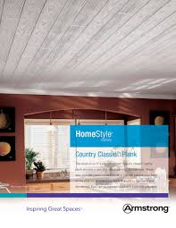 Armstrong Woodhaven Ceiling Planks by Homestyle Country Classic Ceiling Planks Armstrong Ceilings