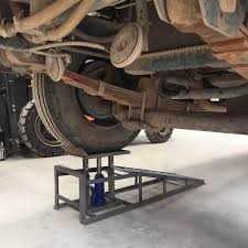 100 Heavy Duty Truck Service Ramps Amazoncom Portable Vehicle Hydraulic Car Repair Auto