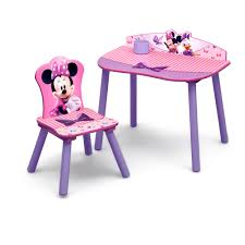Tall Desk Chairs Walmart by Disney Minnie Mouse Desk And Chair Set Walmart Com