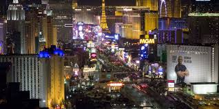 Halloween City Las Vegas Nv by Las Vegas Is Now Powered Entirely By Renewable Energy