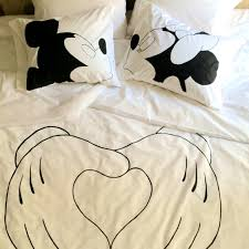 Mickey Mouse Bathroom Accessories Uk by Bathroom Outstanding Mickey Mouse Bedding And Minnie Set