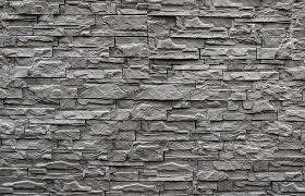 welche farbe passt zu grauer steintapete grau gestalten