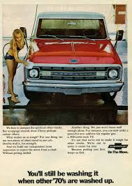 100 Oldride Classic Trucks 1969 Chevrolet Pickup Advertisement Photo Picture