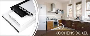 küchensockel sockelblende einbauküche möbelfüße dichtung