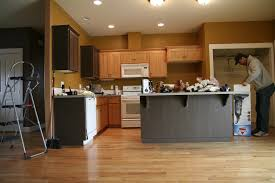 Paint Colors For Cabinets by Kitchen Fascinating Kitchen Ideas With Maple Cabinets Creative