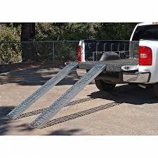 100 Loading Ramps For Pickup Trucks MAXXTOW 70120 Steel 72 X 9 Each Ramp 1000lb Pair
