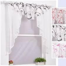 details zu gardinen küche scheibengardinen kleinfenster kleinfenstergardine 80 100 120 140