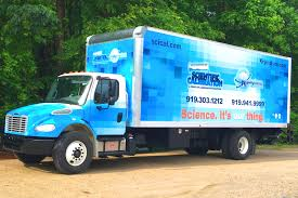 Custom Vinyl Box Truck Wrap • Executive Detail & Graphics