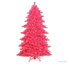 Hot Pink Christmas Tree IIHIH