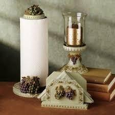 Grape Theme Kitchen Decorating