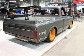 SEMA 2014: Spectre Performance Equipped Chevy C10 Hits The Autocross ... Badass Slammed C10 Chevy Truck Spotted At Sema 2015 Ousci Preview Chris Smiths 1967 Chevrolet Pickup 1965 Buildup Custom Truckin Magazine 1972 Hot Rod Network Hide Relaxed Vintage American Trucks Hit Japan Drivgline 1969 1964 Aaron S Lmc Life 1966 Chevy Truck Shortbed Stepside Hot Rod Street V8 Image Result For Lowered C10 Pinterest 1990 Truck Clazorg Gulfport By Samcurry On Deviantart
