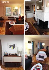 Hilary Sontag Living Room Redesign BEFORE Photo Grid