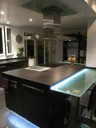 cr r un ilot central cuisine superior cuisine blanche avec ilot central 5 plan de travail