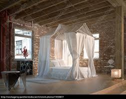 lizenzfreies bild 15530677 luxus loft schlafzimmer mit