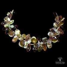 100 Eclectically Elegant Pearl Necklace Choker Simple LLC