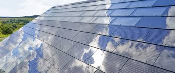 tesla s solar roof market what s the potential oilprice