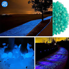 Glowing Walkway Stones Art N Craft Ideas Home Decor Trends