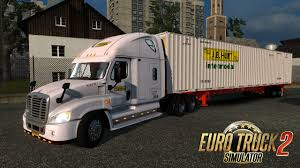 Euro Truck Simulator 2: Freightliner Cascadia - J.B. Hunt Combo ... Filbhuntonohioturnpikejpg Wikimedia Commons Fms Truck Final Mile Services Jb Hunt Co Youtube J B Trucks Equipment Flickr Top 5 Reasons To Become A Poweronly Carrier For Transport Places Order For Multiple Tesla Inc Logo Signs On Semitrucks In Wikipedia Tonkin Jbht Stock Price Financials And Intertional Trucks For Sale In Ga Earnings Report Roundup Ups Landstar Wner Old